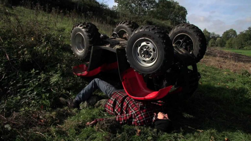 ATV quad farm accident safety