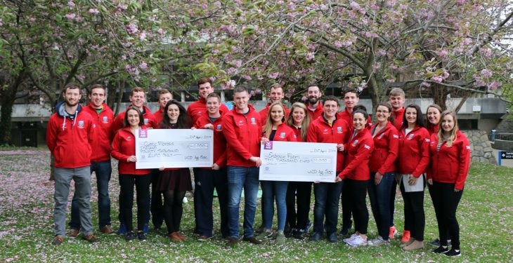 €50,000 raised as part of UCD AgSoc's charity fundraisers