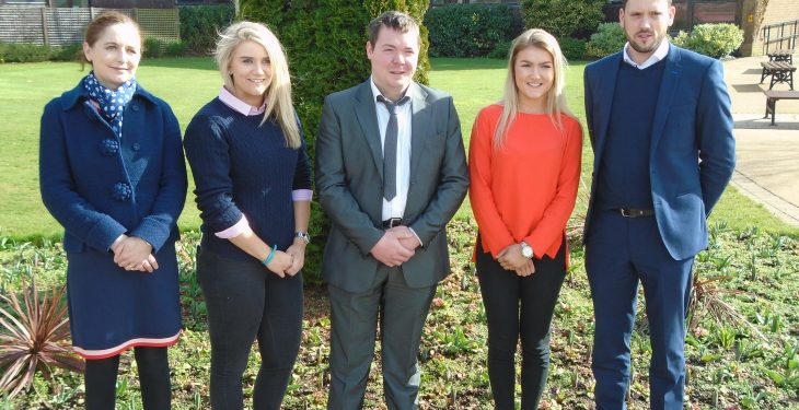 Agri students 'impress food leaders' at industry-focused event