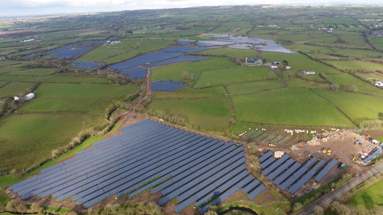 Pics: £50m and 194ac for Ireland's 'biggest solar farm'