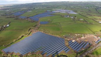 Pics: £50m and 194ac for Ireland's 'biggest solar farm'