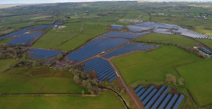 245ac Kerry solar farm refused planning permission