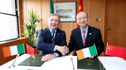 Irish beef access to the Chinese market 'a case of when, rather than if'