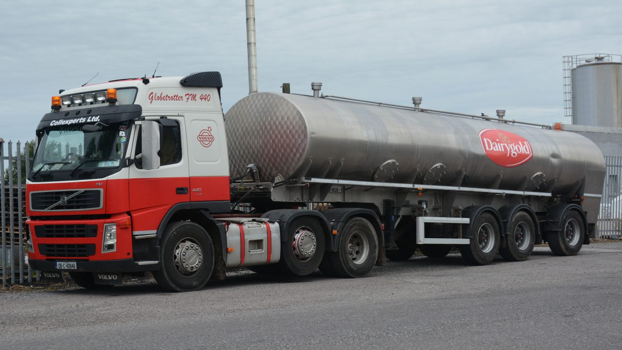 Dairygold reveals its milk price for April supplies