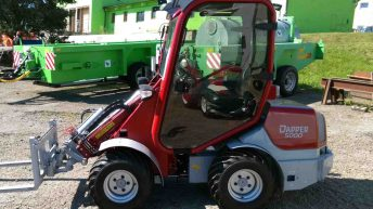 Miniature loader is a 'Dapper' addition to the market