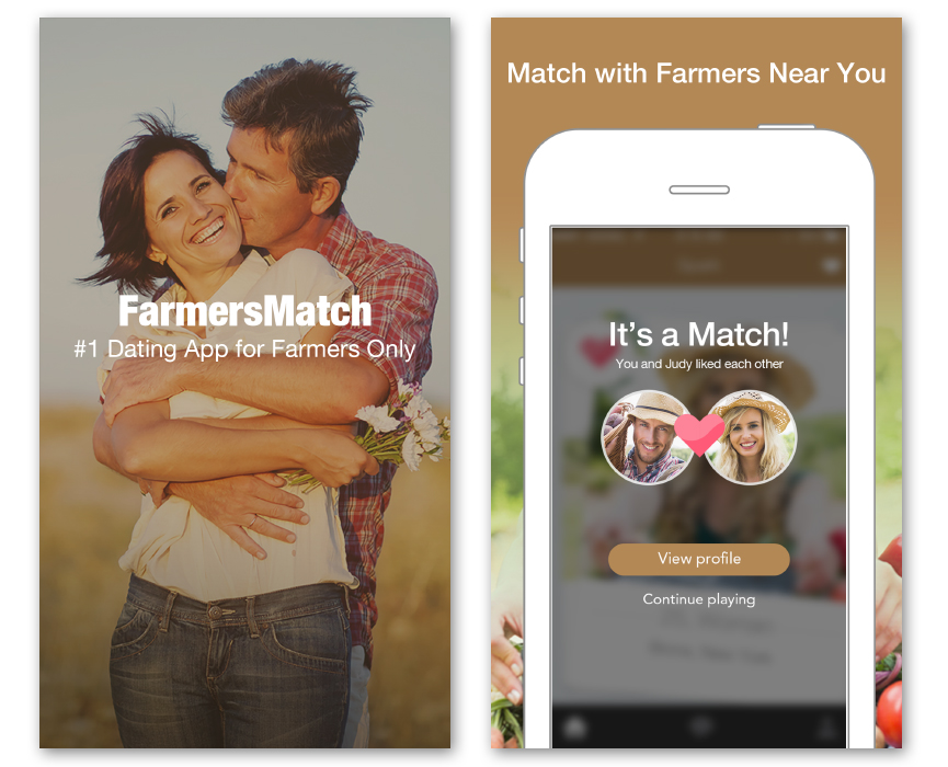 Farmers dating sa