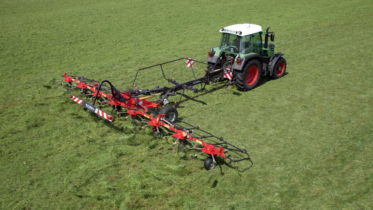 Silage trials show quicker is better when it comes to wilting