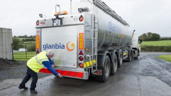 Glanbia sets price for October milk supplies