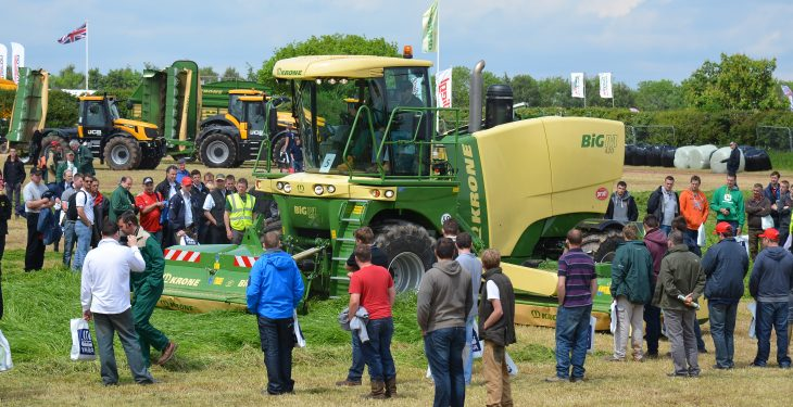 Plans confirmed for next year's Irish 'Grass & Muck', as UK version opens next month