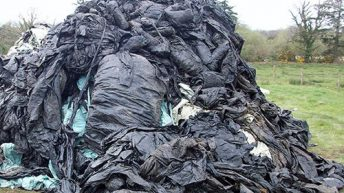 Where can I recycle my old silage wrap and sheeting?