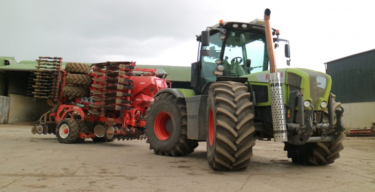 Video: Multi-function 'systems tractor' earns its keep in Tullamore