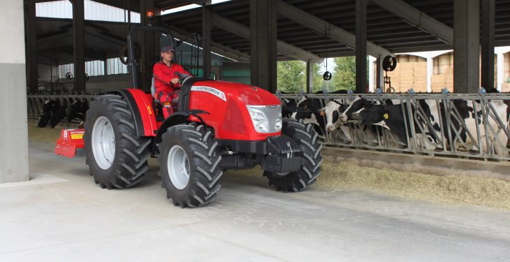 Is this the ideal 'no frills' yard tractor for your farm?