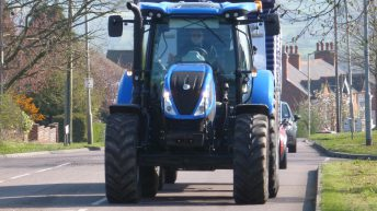 Rural road users urged to be vigilant as silage season gets serious
