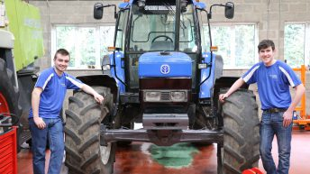 NI agri college draws 1,000 visitors to three spring open days