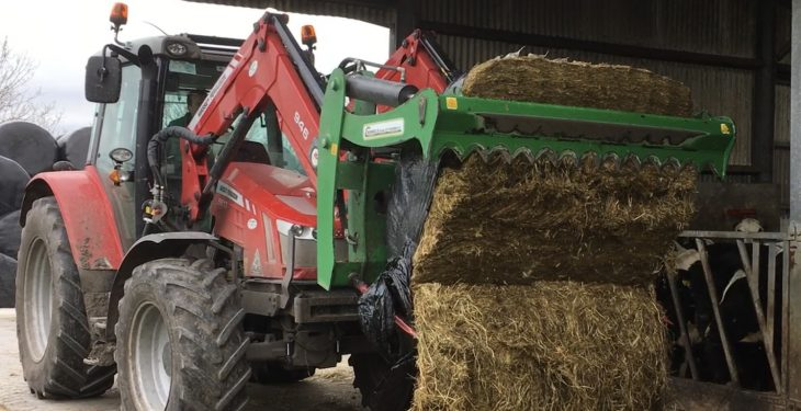 Is 'film & film' bale binding better than traditional net-wrap?