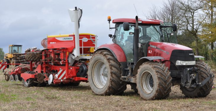 Pottinger's focus on tillage equipment 'pays dividends'