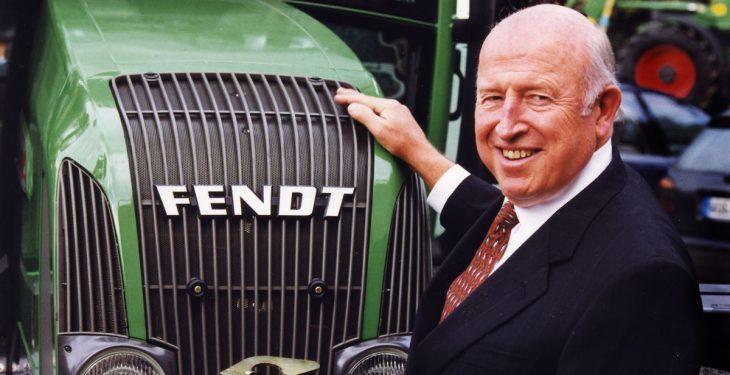 Global farm machinery 'giant' passes away