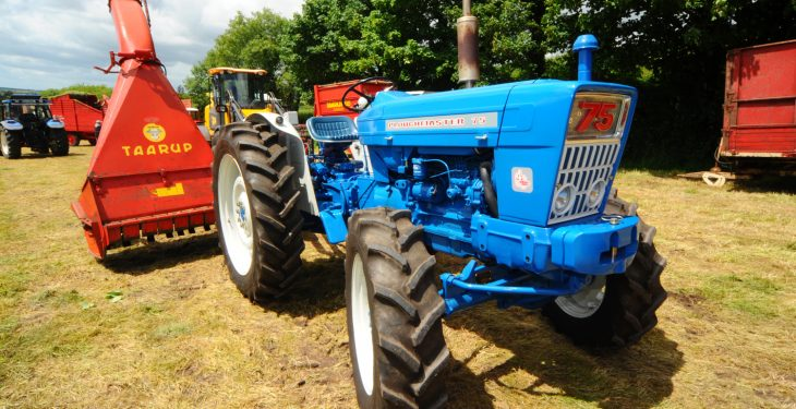 Pics: Ford centenary car and tractor run planned for Cork