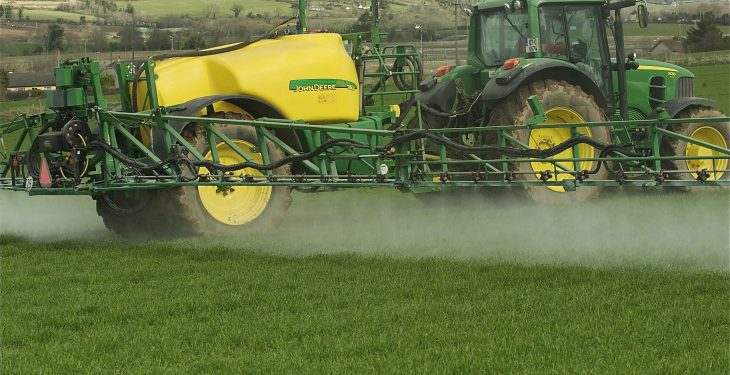 Approximately 1,000 sprayers tested in 2018 so far