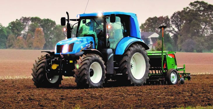 New Holland's latest creation is just pure 'gas'