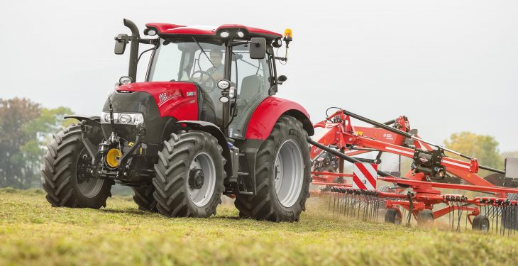 Almost 90% of new Irish tractors are now over 120hp