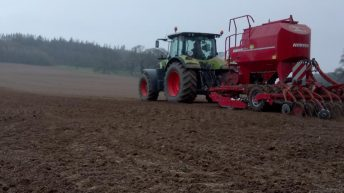 Still time to incorporate phosphorus into the seedbed