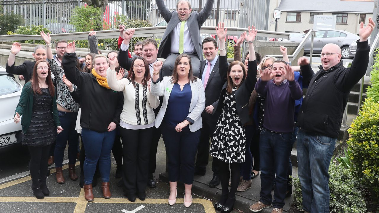 Macra na Feirme elects James Healy as new National President