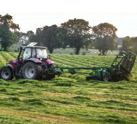 Growth Watch: Harvesting first cut silage crops