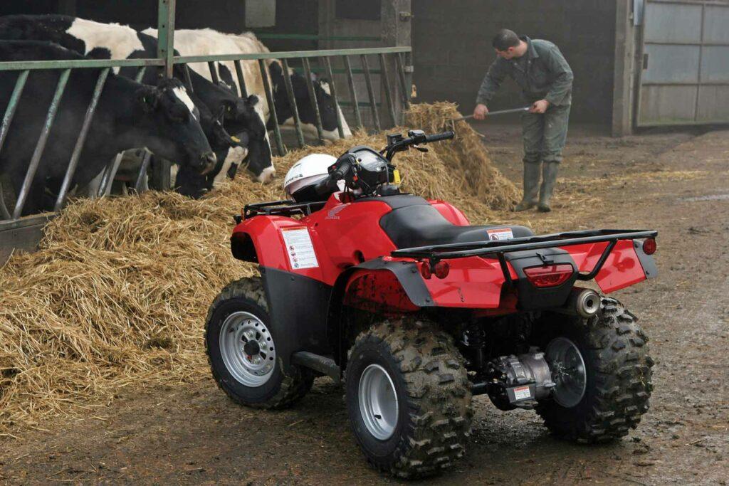 quads, farm