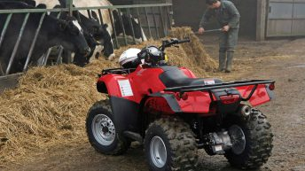 Criminals continue to target quad bikes in farm robberies