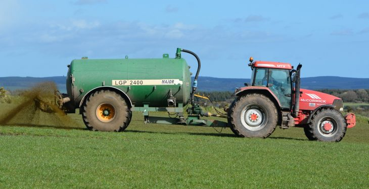No plans to make changes to slurry spreading closed season