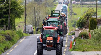Reminder: Record Connacht tractor run attempt to take place this weekend