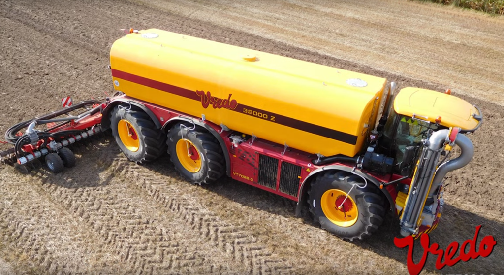 video vredo creates world s most powerful slurry rig agriland ie Top 10 Tanks in the World 2013 video vredo creates world s most powerful slurry rig