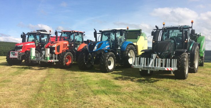 Pics: '32 County Bale Challenge' in full swing