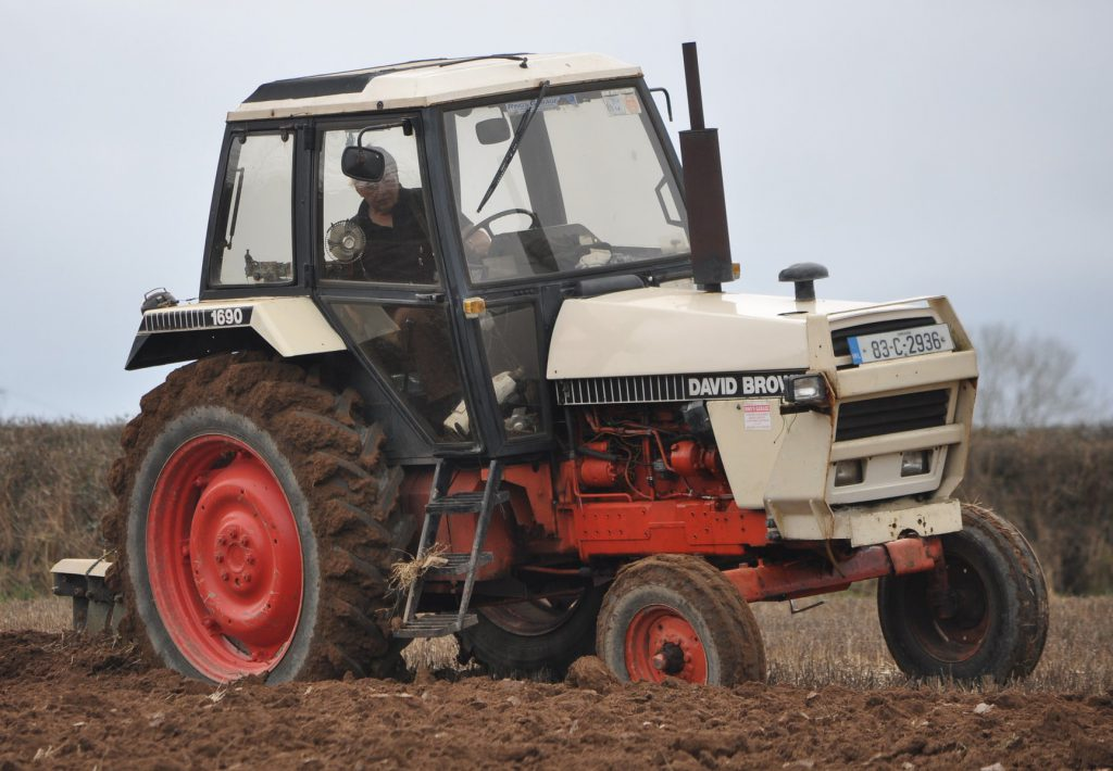 tractor brands numbers brand
