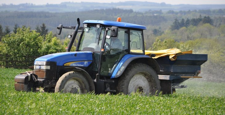 Fertiliser prices on the rise