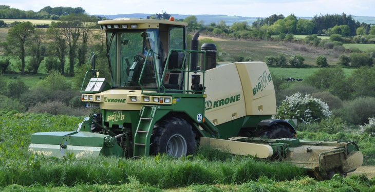 Contractors face labour shortages ahead of silage harvest – FCI
