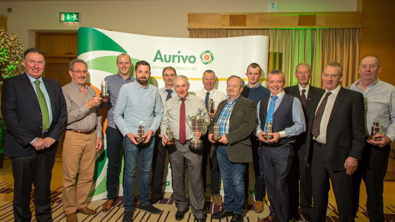 Westmeath farmer named Aurivo Milk Supplier of the Year