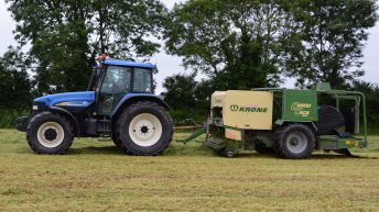 How much should you pay for a roll of silage wrap?