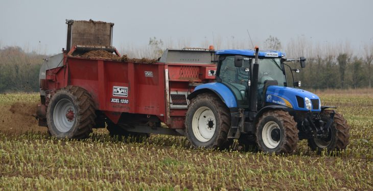 Hi-Spec adds weigh cells and 'rate control' to its spreader