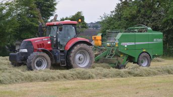 'All-Ireland Baling Challenge' set to kick off next week