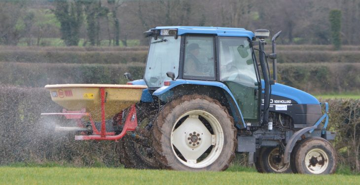 Questions answered on fertiliser spreading