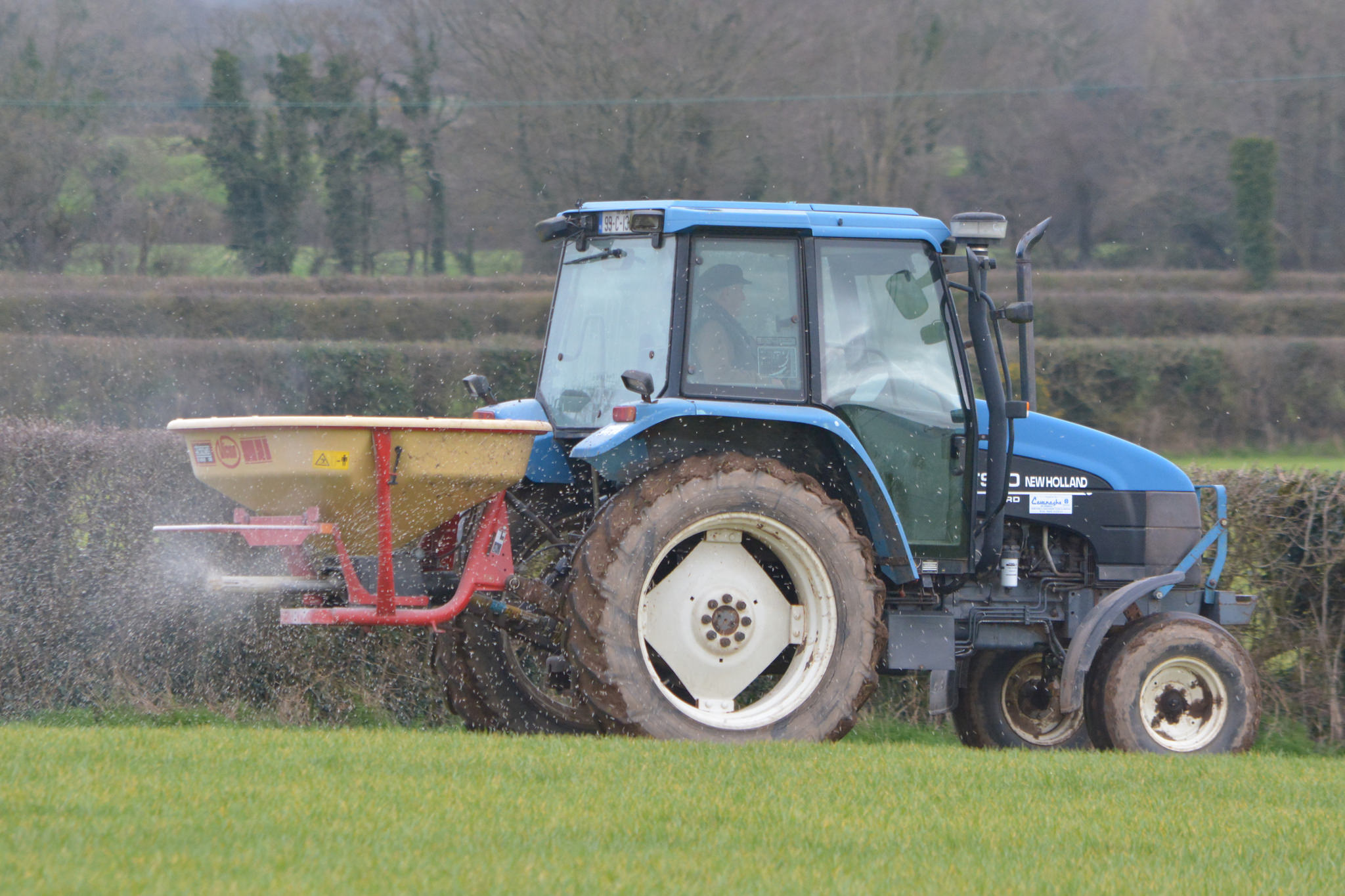 Fertiliser, Fertiliser Spreader
