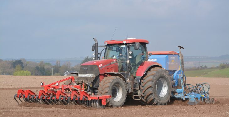 Guidelines issued relating to TAMS tillage updates