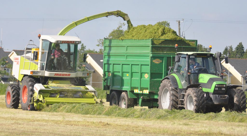 silage pit charges