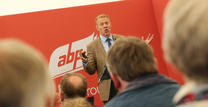 Countryfile's Adam Henson visits Balmoral Show