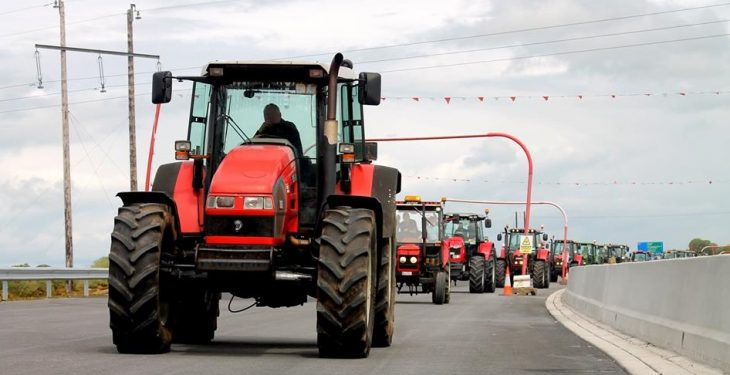 Minister Ross commended for rolling back on tractor testing measures