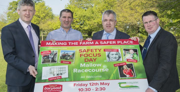 Dairygold to hold farm safety information day in Mallow