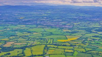 Land in Leinster is leasing for up to €600/ac