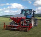 Are you planning on reseeding this year?